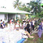 Qurban Distribution 2007 9